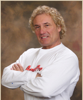 Chuck Angolano, owner of Ameripro Carpet Cleaning